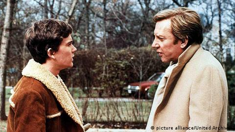 Donald Sutherland in Eine Ganz Normale Familie neben Timothy Hutton (picture alliance/United Archives)