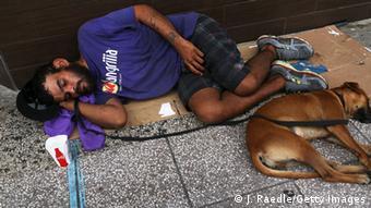 Εξαθλίωση στους δρόμους του Πούερτο Ρίκο