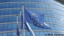 Europäische Union Flaggen Brüssel