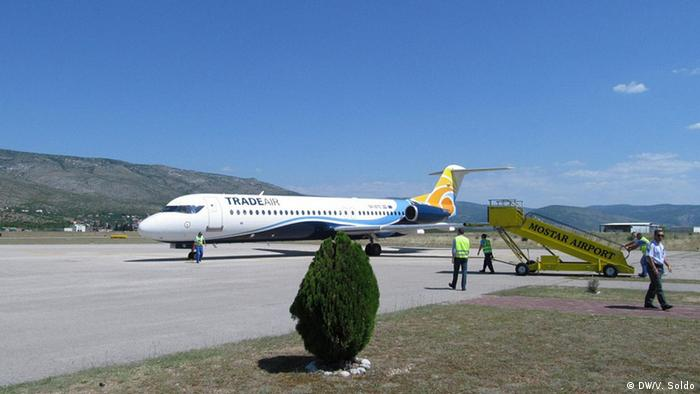 Flughafen Mostar