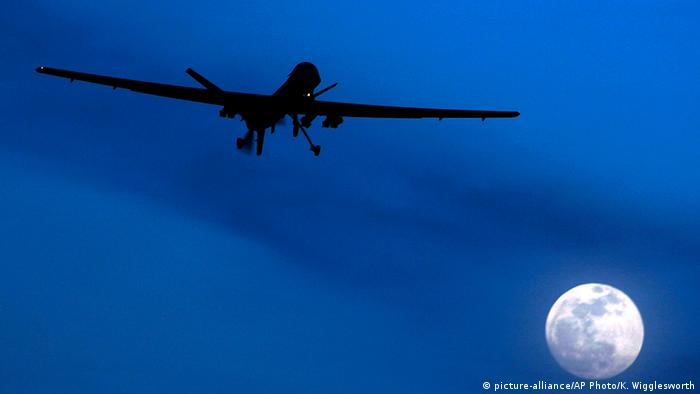The US has launched drone strikes against the militant group before