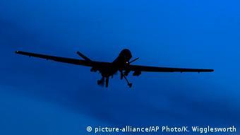 Afghanistan Drohne