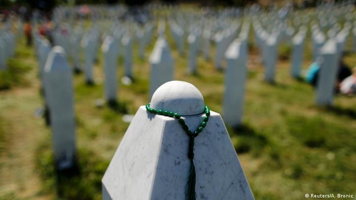 20 Jahre Völkermord in Srebrenica