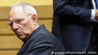 «Ο γερμανός υπουργός Οικονομικών Σόιμπλε εξακολουθεί να δηλώνει αισιόδοξος ότι υπάρχει λύση»