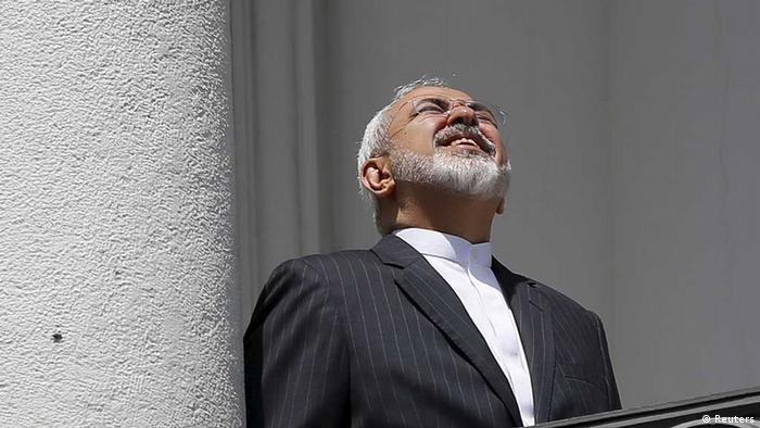 Atom/ Iranischer Außenminister Sarif