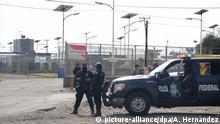 Mexiko Hochsicherheitsgefängnis Altiplano