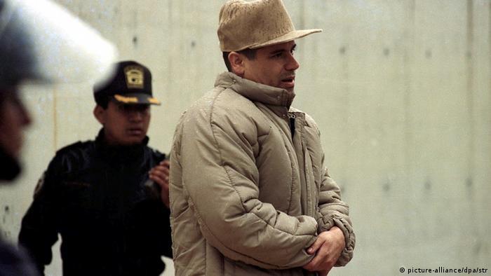 Joaquin Guzman Loera El Chapo Drogenboss Mexiko