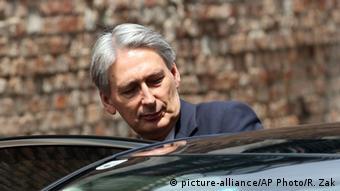 فیلیپ هموند در انتظار نقش سازنده ایران در منطقه و جهان