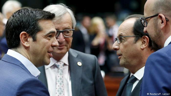 Під час переговорів Єврогрупи у Брюсселі