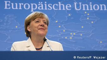 «Η Μέρκελ καλεί τα μέλη του γερμανικού κοινοβουλίου να συναινέσουν»