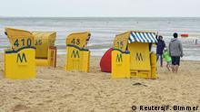 BdT Deutschland Strandkörbe