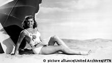 Geschichte des Badeanzugs Esther Williams
