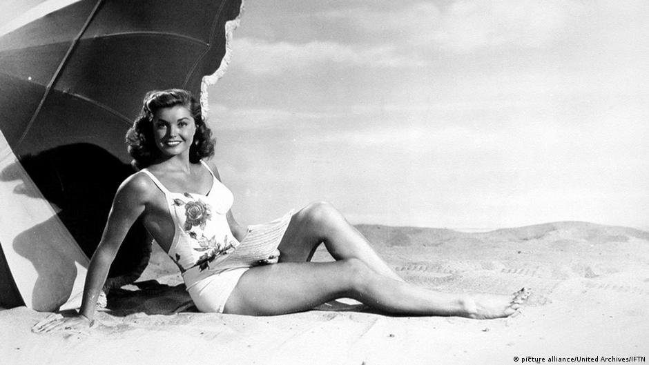 d411f3713d1e4 From bikini to burkini: The evolution of the bathing suit | Lifestyle | DW  | 20.06.2017