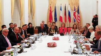 Österreich Atomverhandlungen mit dem Iran in Wien