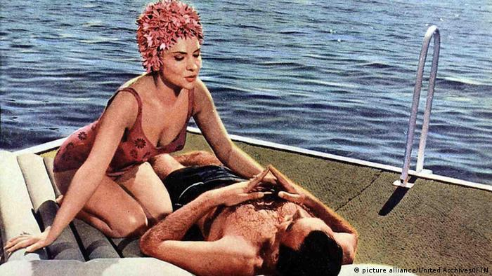 Gina Lollobrigida in Woman Of Straw (picture alliance/United Archives/IFTN)