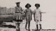 Geschichte des Badeanzugs Grado
