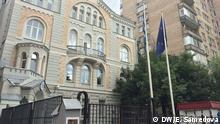 Griechenland Russland griechische Botschaft in Moskau