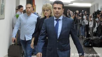 Mazedonien Sozialdemokratische Partei - Zoran Zaev