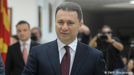 Екс-прем'єра Македонії Груєвського засудили до двох років ув'язнення