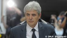 Mazedonien Demokratische Union für Integration - Ali Ahmeti
