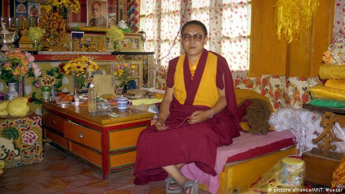 Tenzin Delek Rinpoche (picture alliance/AP/T. Woeser)