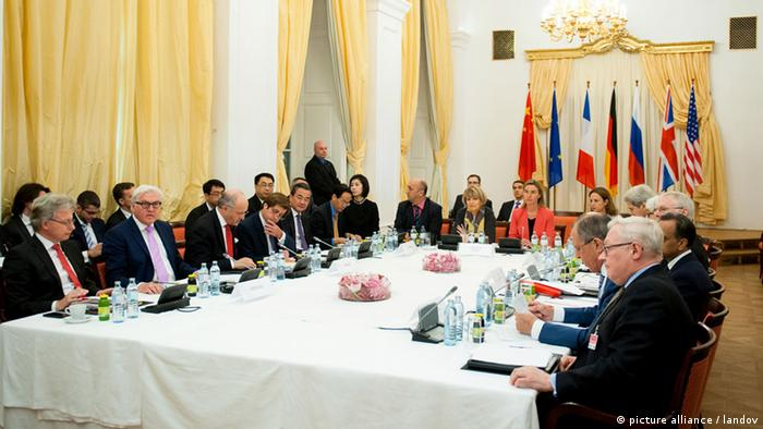The nuclear deal is reached in Vienna