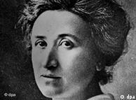 German socialist Rosa Luxemburg