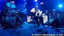 Schweiz Konzert Quincy Jones Montreux Jazz Festival