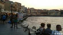 Griechenland Tourismus in Chania (Privat)