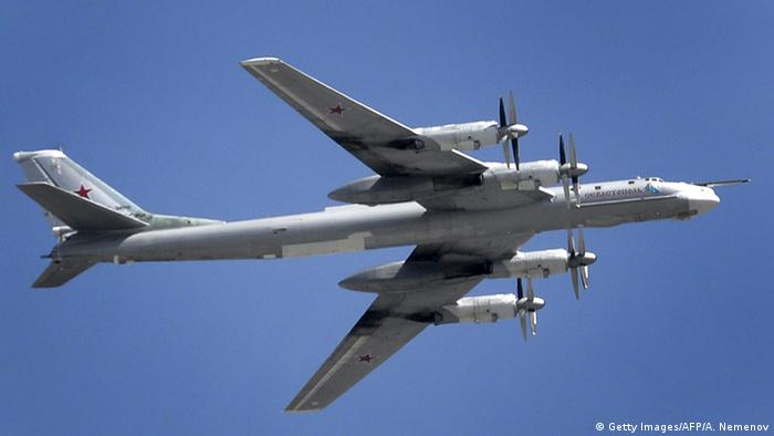Russische Tupolew Tu-95 (foto: Getty Images)