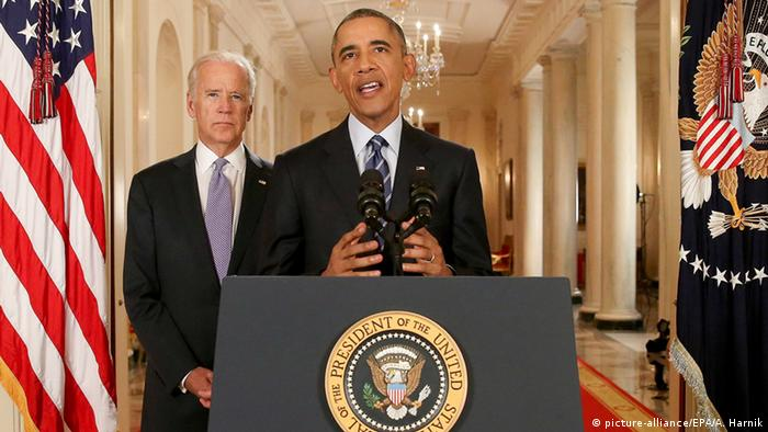 Obamas Republican Opponents Criticize Iran Nuclear Deal News Dw