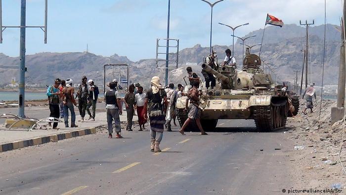 Fighting continues in Yemen's second city Aden.