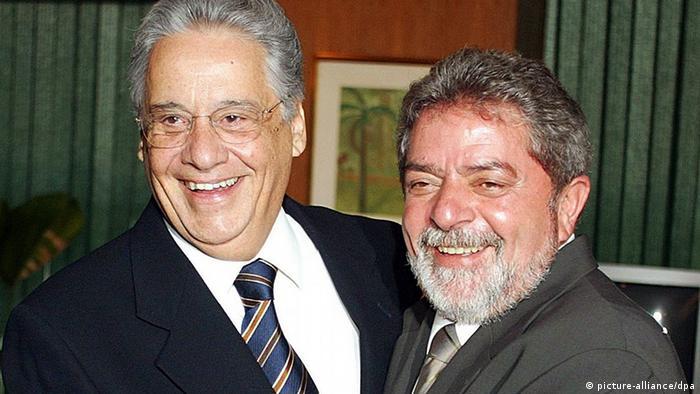 """""""Escândalos nos governos FHC e Lula renderiam impeachment em vários países"""""""