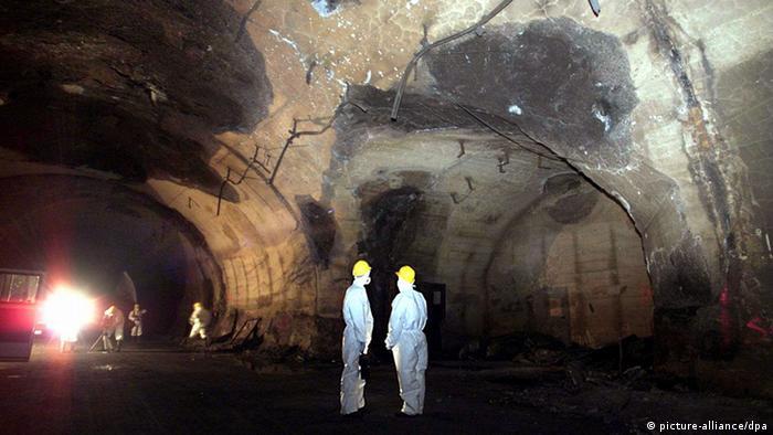 Катастрофа в Монбланском туннеле