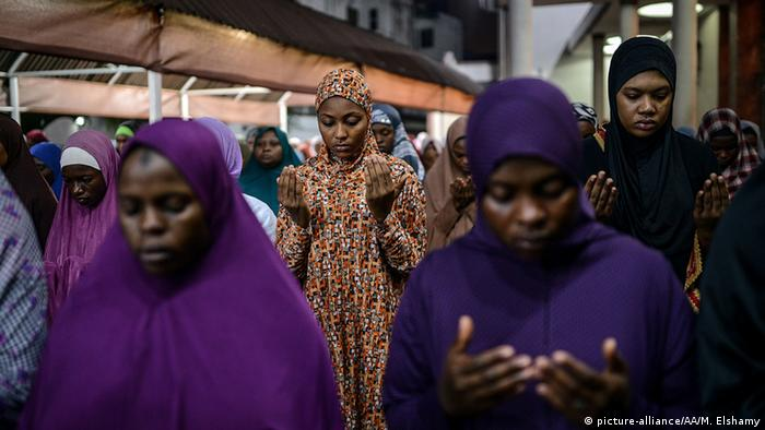 Nigeria Ramadan (picture-alliance/AA/M. Elshamy)