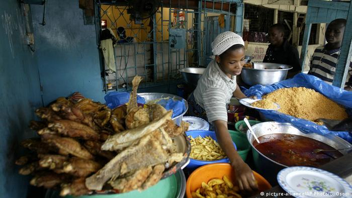 Nigeria Ramadan (picture-alliance/AP Photo/G. Osodi)