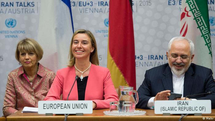Österreich Atomverhandlung mit dem Iran in Wien