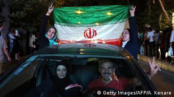 Atomabkommen mit dem Iran unterschrieben