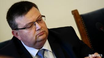 Bulgarien Justiz Sotir Tsatsarov