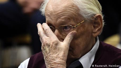 У Німеччині відмовилися помилувати 96-річного