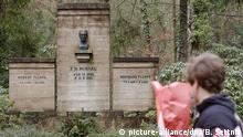 Deutschland Grab von Friedrich Wilhelm Murnau