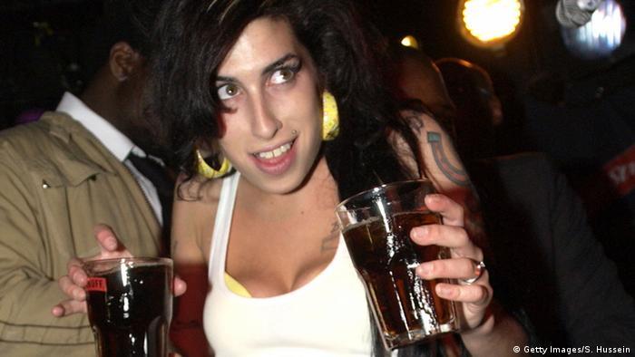 Amy Winehouse Alkoholmissbrauch, 2007