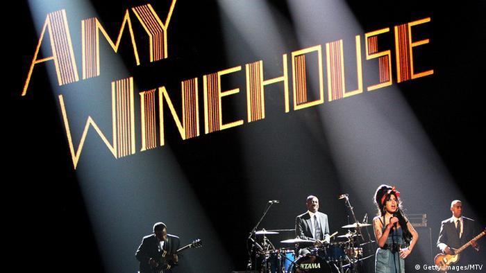 Amy Winehouse Bildergalerie MTV Music Awards