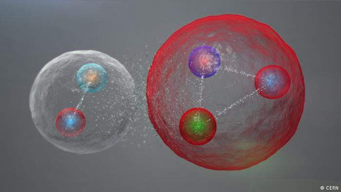 Pentaquarks (CERN)