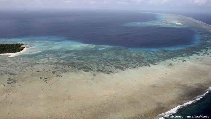 Bikini Atoll (picture-alliance/dpa/Kyodo)