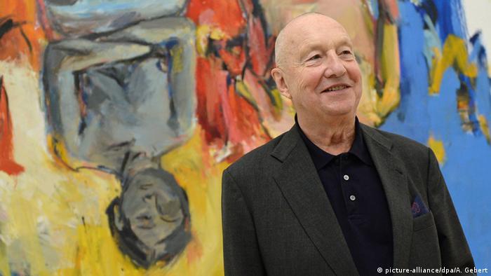 Kulturgutschutzgesetz Baselitz zieht Werke aus Museen ab