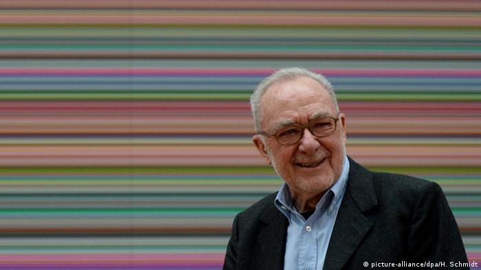 Gerhard Richter (picture-alliance/dpa/H. Schmidt)