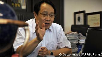 China Bürgerrechtler Mo Shaoping