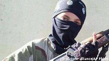 Kindersoldaten Syrien IS
