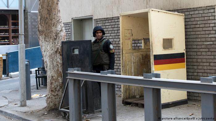 Terrorwarnung ägypten